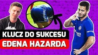 Tajemnica BUDOWY CIAŁA Edena Hazarda