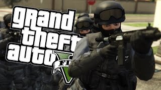 CALL IN THE SWAT TEAM - GTA 5 Police Mod (LSPDFR)