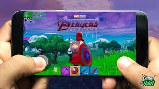 Fortnite Mobile, Saiu Modo Vingadores Endgame ( Ultimato)