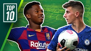 Sind diese 10 Talente die Zukunft der Champions League? Onefootball Top 10