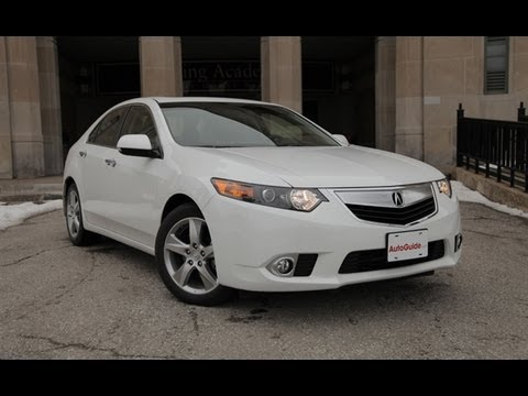 2013 acura tsx review youtube. Black Bedroom Furniture Sets. Home Design Ideas