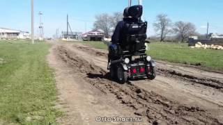 Инвалидная коляска с электроприводом(Купить инвалидную коляска с электроприводом можно в магазине Orto-Shoes.ru. Доставка по Москве и всей России., 2015-10-13T11:42:40.000Z)