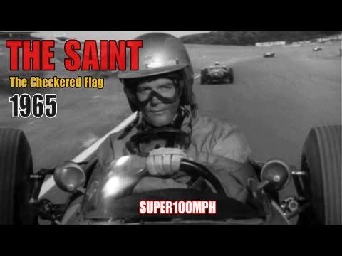 THE SAINT The Checkered Flag 1965