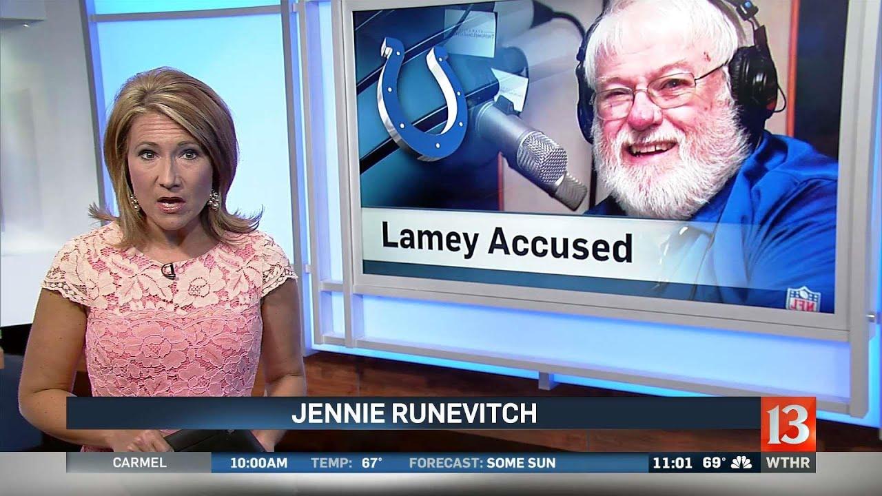 Bob Lamey accused of using racial slur