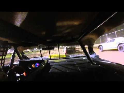 9-12-15 Plymouth Dirt Track Grand National Feature In-Car