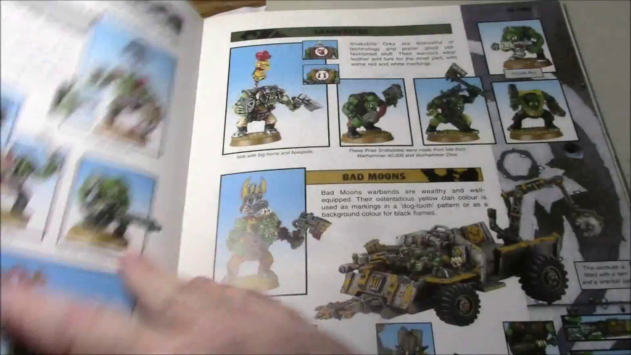 Ork Codex Pdf
