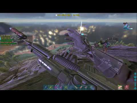 Ark Official PvP | A-TEAM | The Big War on 16