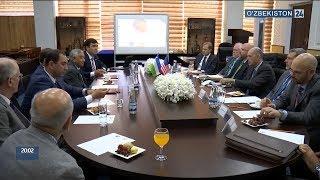 Делегации США в Ташкентском Государственном Аграрном Университете