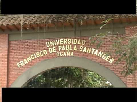 Video institucional Universidad Francisco de Paula Santander Ocaña