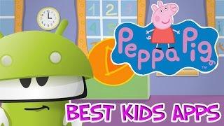 Свинка Пеппа и Увлекательные Профессии Детская Ролевая Игра на Андройд обзор от Best Kids Apps(Подписывайтесь на наш канал! http://www.youtube.com/channel/UCl5TgZdcKTmczE42-jmuRaw?sub_confirmation=1 Приятного просмотра! Развивающие..., 2015-05-28T23:06:19.000Z)