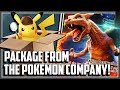 The Pokemon Company Sent Me Something Awesome! (Detective Pikachu TCG Unboxing)