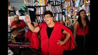 Brittany Howard: NPR Music Tiny Desk Concert