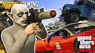 Video The Prison Break Setup Part 1:  GTA Online Cinematic Series download MP3, 3GP, MP4, WEBM, AVI, FLV September 2017
