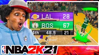 NBA 2K21 BUT IT'S ACTUALLY REALLY FUN...