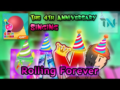 Rolling Sky Singing - Rolling Forever (The 4th Anniversary) Ft. NG Adem, CalOZo & AZ