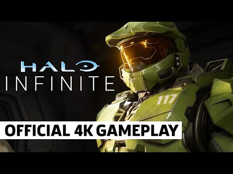 Halo Infinite - Official 4K Campaign Gameplay Premiere  | Xbox Games Showcase 2020