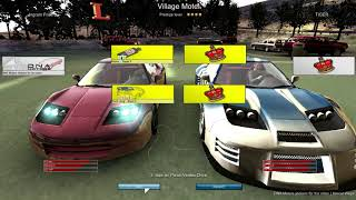 L.A Street Racing [Overspeed: High Performance Street Racing] Gameplay