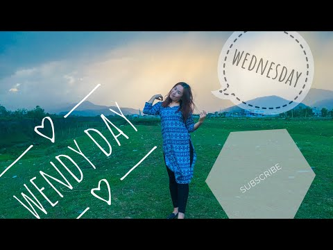 Enjoy Your Every Single Day/Wednesday/Wendy Day/Pokhara,Nepal🇳🇵