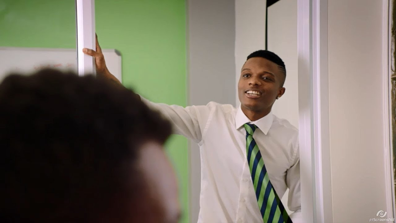 TGIF featuring Wizkid (old version - Archived)