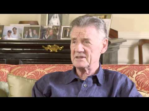 An interview with Michael Palin