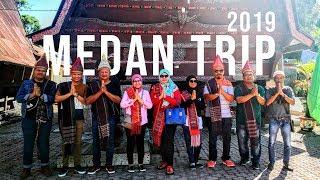 Travel Vlog: Berastagi, Lake Toba, Medan