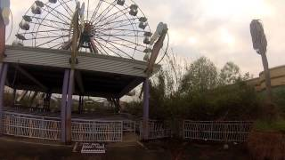 Six Flags New Orleans Abandoned Theme Park Adventures