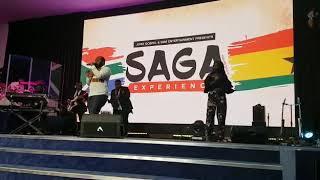 Isaiah Theo   LIVE @ #SAGAEXPERIENCE18