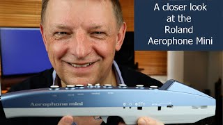 Roland Aerophone Mini AE-01 A closer look