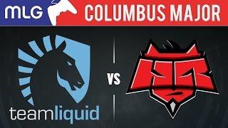 HellRaisers vs. Team Liquid [Map 3 BO3] MLG Columbus 2016 Main Qualifier