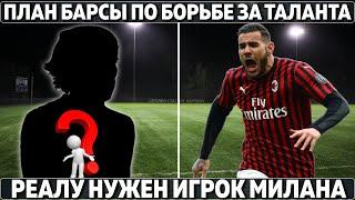 Бекхэм Месси завершил мою карьеру План Барсы 60 млн за таланта Реалу нужен игрок Милана