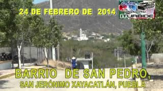 BARRIO DE SAN PEDRO, SAN JERÓNIMO XAYACATLÁN, PUEBLA