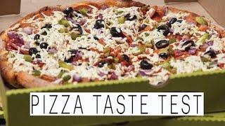 Vegan Pizza Delivery Taste Test | Panago Pizza | The Edgy Veg(, 2016-06-22T23:36:50.000Z)