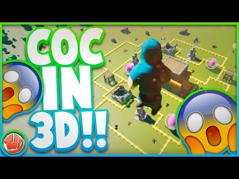 UPDATE   COC IN 3D! DIT IS ZO VET!!! - Clash of Clans