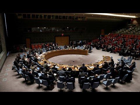 Reunión de emergencia del Consejo de Seguridad de la ONU sobre Siria