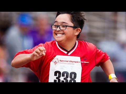 Special Olympics Southern California PSA