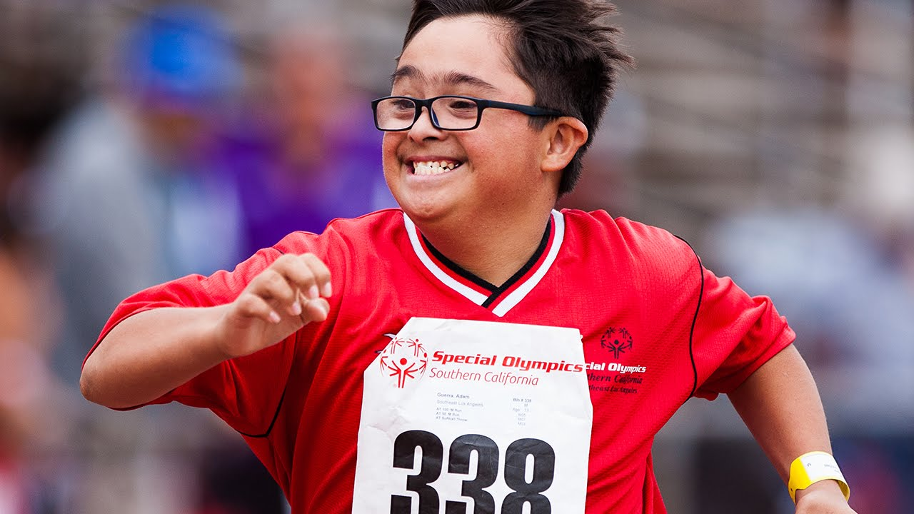 Special Olympics South...