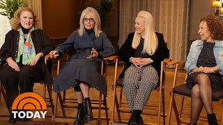 Diane Keaton And 'Poms' Stars Talk Cheerleading, Aging And More | TODAY