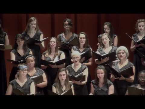 A Song of Joys David Dickau  UGA University Chorus