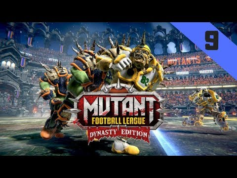 Mutant Football League Dynasty Edition Part 9: WHAT JUST HAPPENED?! |