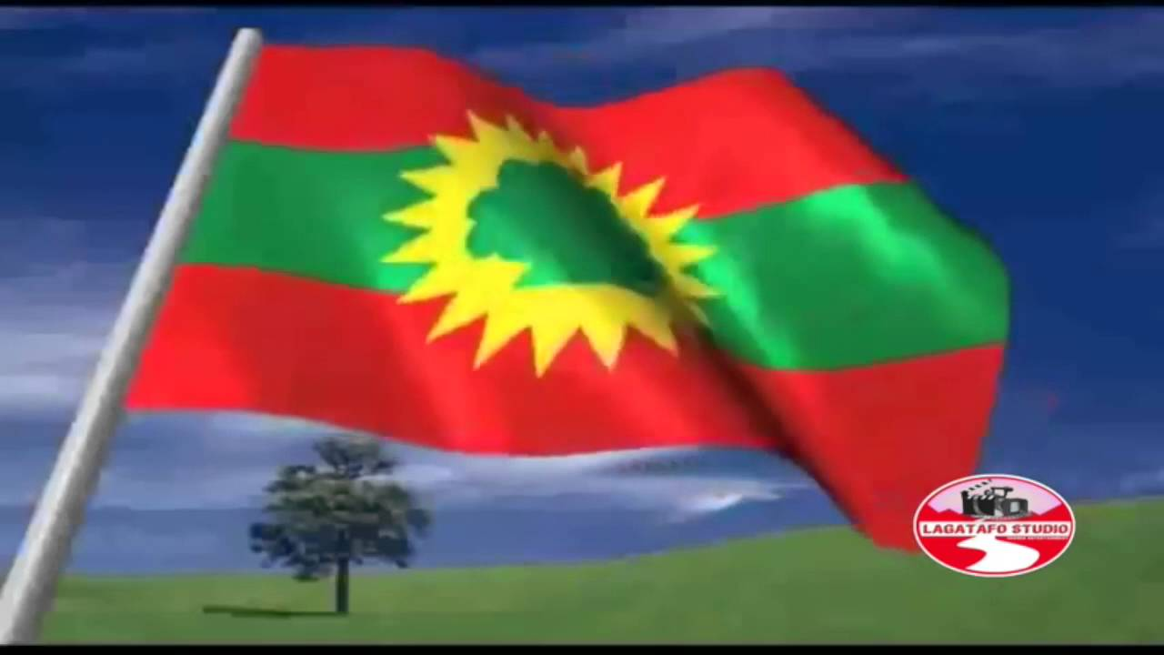 #OromoProtests:- NEW OROMIA FLAG SONG 2016
