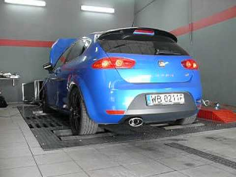 seat leon cupra r 1p 2 0 tfsi r performance dyno youtube. Black Bedroom Furniture Sets. Home Design Ideas