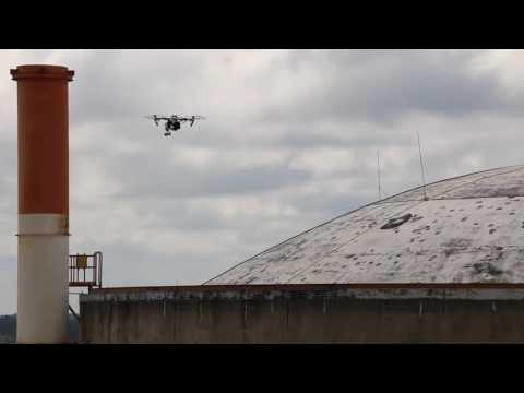 Plant Farley performs industry-first UAV inspection