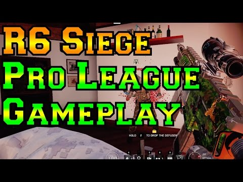Pro League Gameplay Highlights - MilSPEC vs. Addiction - Rainbow Six Siege