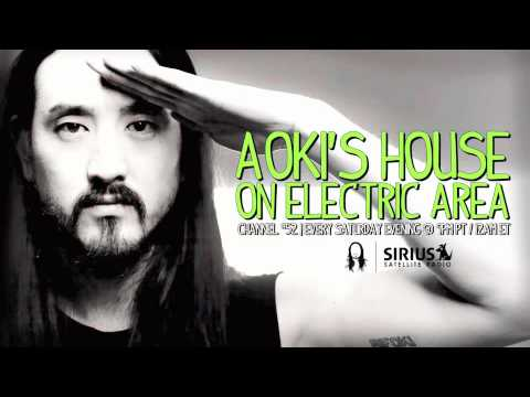 Aoki's House on Electric Area - Episode 34
