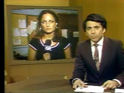 WTVJ / Miami - May 18th, 1980 / Miami Riots - Bob Mayer 11 PM Newscast
