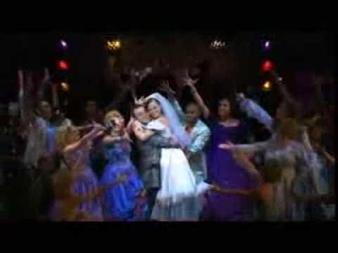THE WEDDING SINGER: The Broadway Tour- Theater League