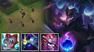 I TRIED PINK WARD'S AP SHACO TOP AND IT'S 100% AMAZING - League of Legends
