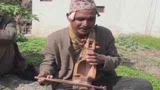 सारंगीको चुट्का गीत, मौलिक धुन सारंगीको || Heart touching Sarangi Music by Tilak gandarv