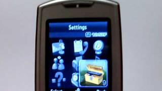 Samsung SGH-T639 Erase Cell Phone Info - Delete Data - Master Clear Hard Reset