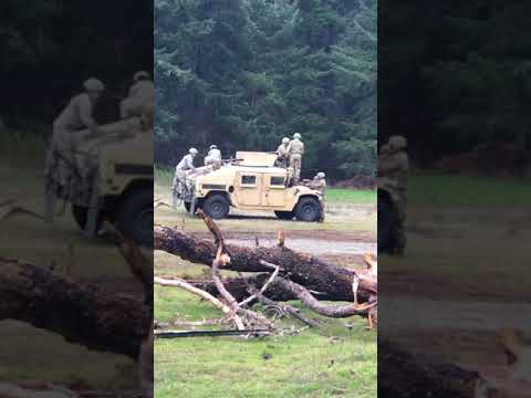 US Army Sling Load Operations pt. 1